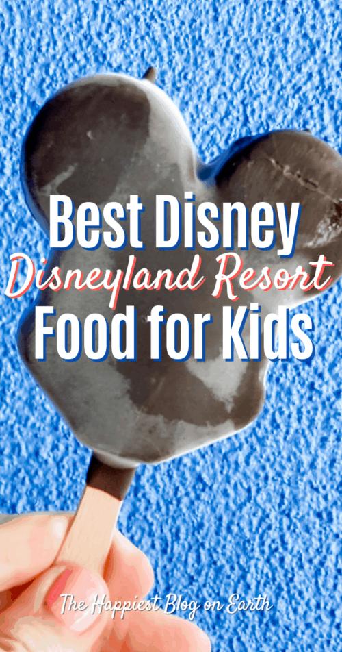 Best Disneyland Kid Meals