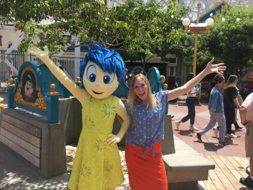 Disney Pixar Pier Joy