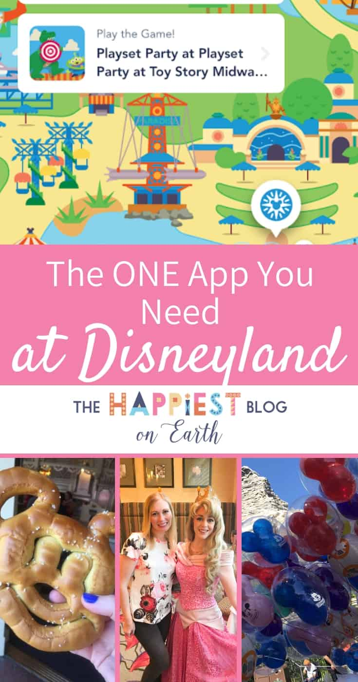 Disneyland App Essentials