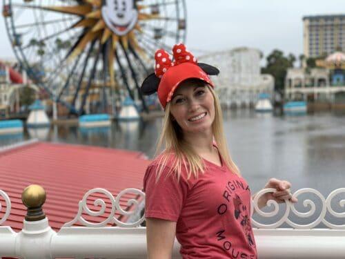 Disneyland Blogger