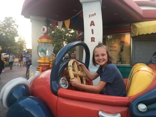 Drive to Disneyland