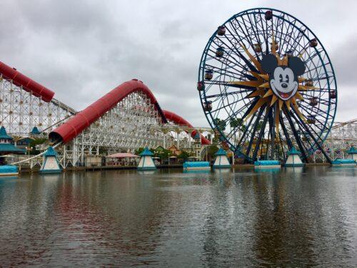 Incredicoaster Disney