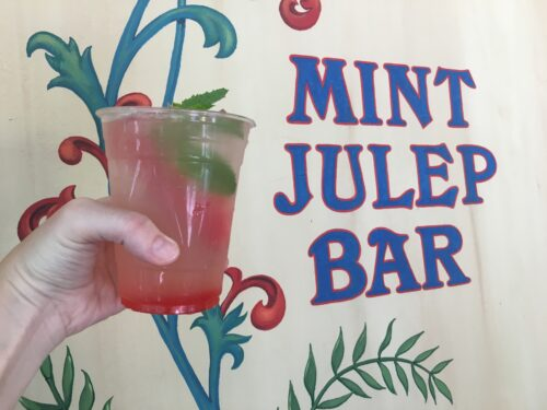 Mint Julep Watermelon