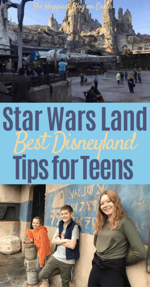 Star Wars Land Teens