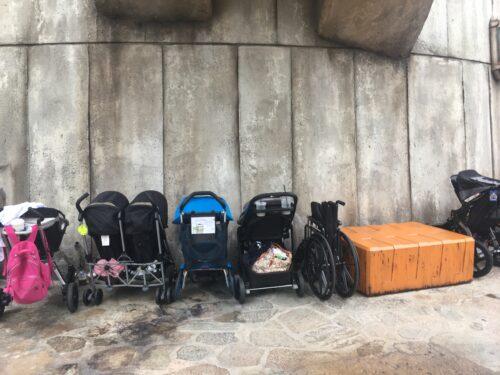 Strollers Galaxys Edge