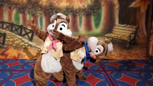 Chip and Dale thanksgiving