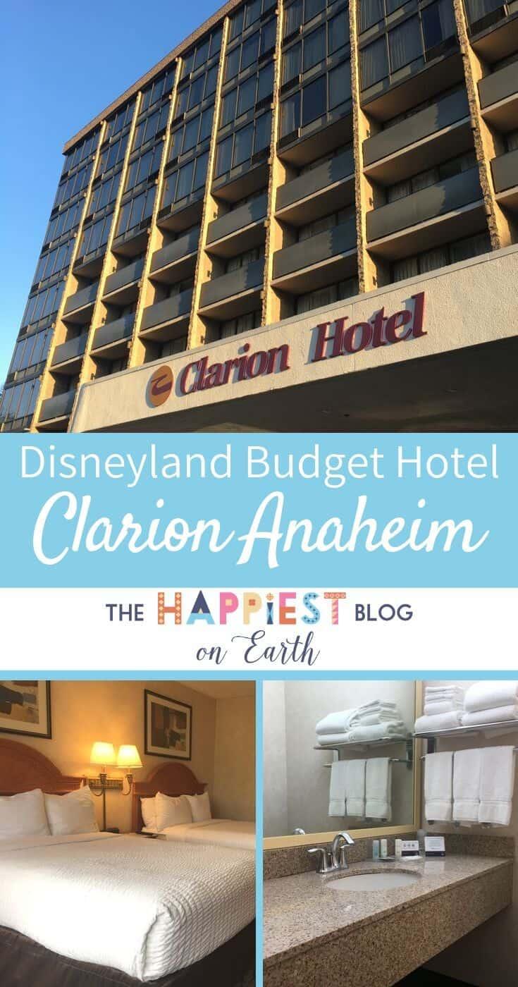 Clarion Anaheim Hotel