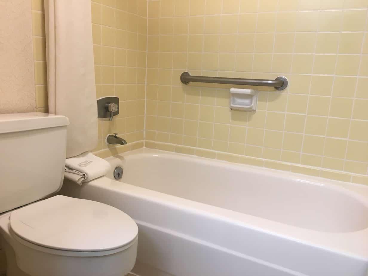 Clarion bathroom