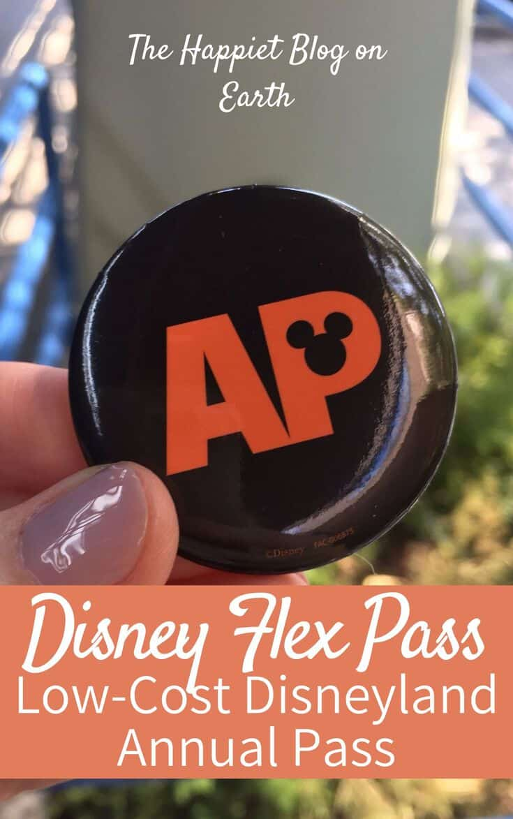 Disney Flex Pass