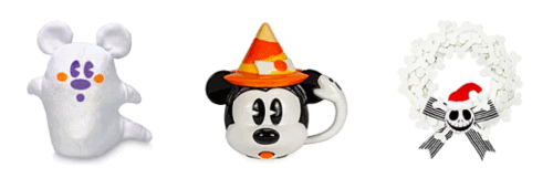 Disney Home Store Halloween