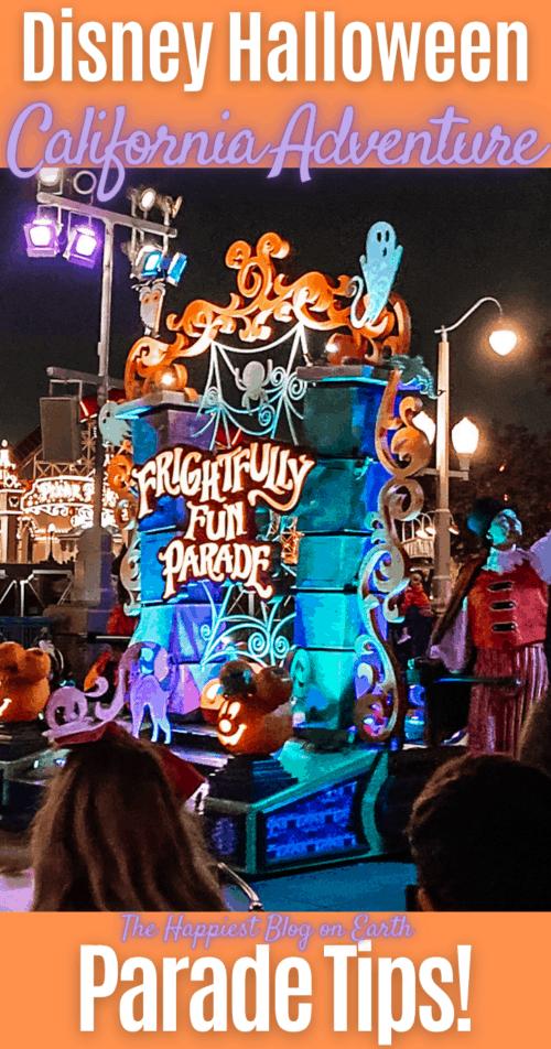 Disney Oogie Boogie Bash Parade