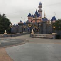 Disneyland California is CLOSED
