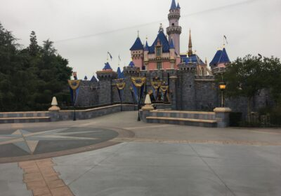 Disneyland California is CLOSED