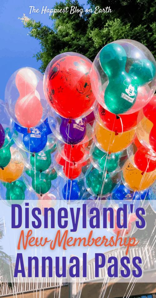 Disneyland AP Magic Key