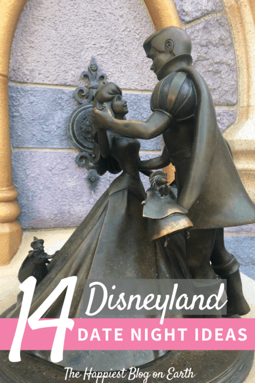 Disneyland Date Night Ideas