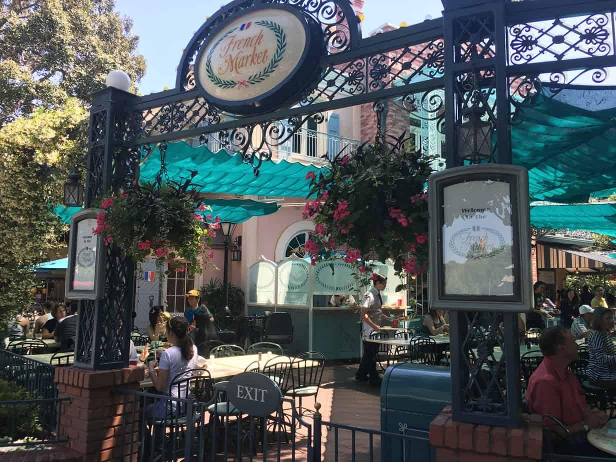 Disneyland French Market