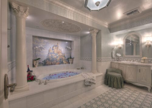 Fairy Tale Suite Disneyland