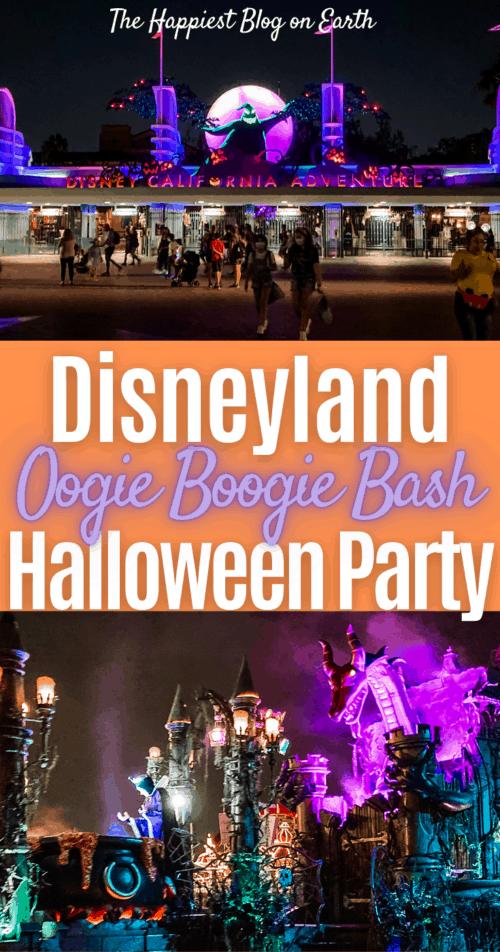 Frightfully Fun Parade Disneyland