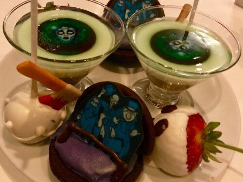 Halloween Time Tea Disneyland Hotel