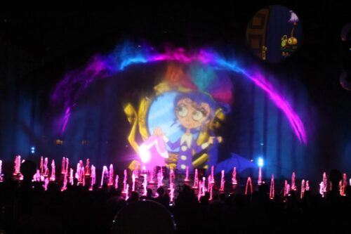Halloween World of Color