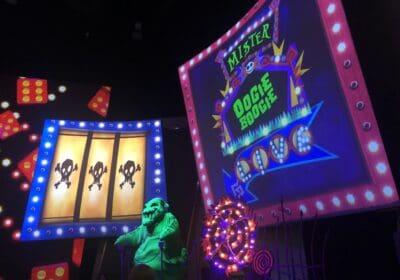 Disneyland's Oogie Boogie Bash 2021