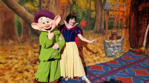 Snow White Dopey Thanksgiving