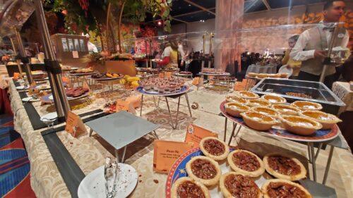 Thanksgiving dessert disneyland