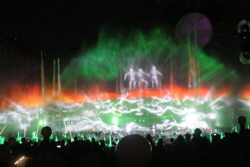 Villainous world of color