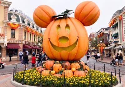 Halloween Time at Disneyland Resort 2021