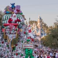 Disneyland Parade Seating Guide