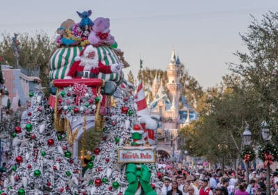 Disneyland Parade Seating Guide