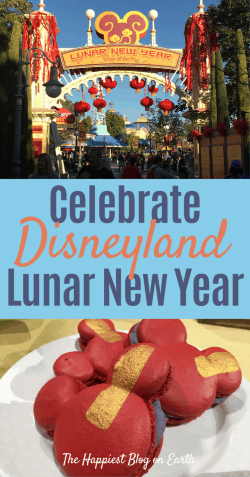 Lunar New Year Disneyland