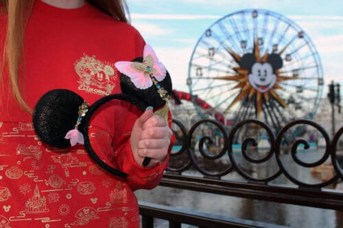 Lunar New Year Ears