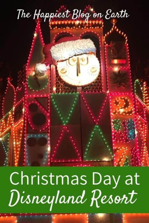 Christmas Disneyland