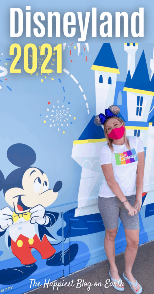 Disneyland 2021