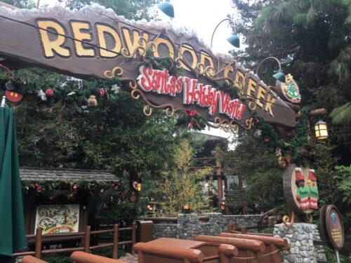 Meet Santa Redwood Creek