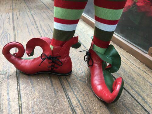 Santa Elves Shoes