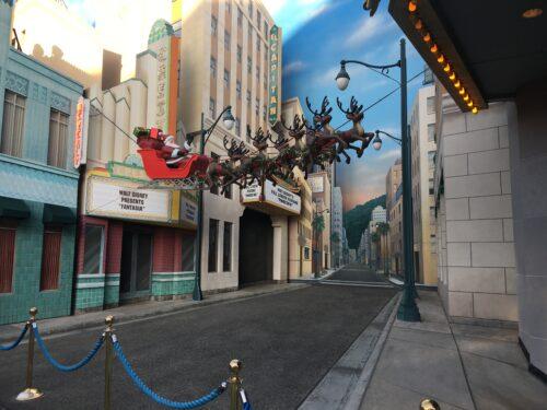 Santa Hollywood Land