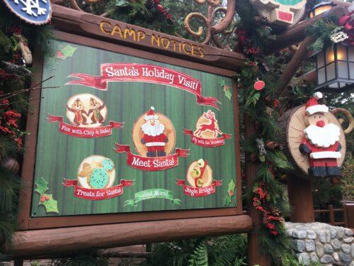 Santa Signs