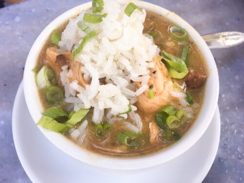 Cafe Orleans Soup