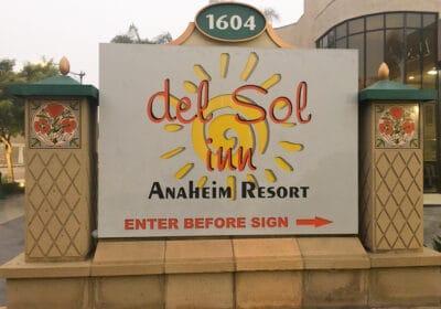 Del Sol Inn on Harbor Blvd