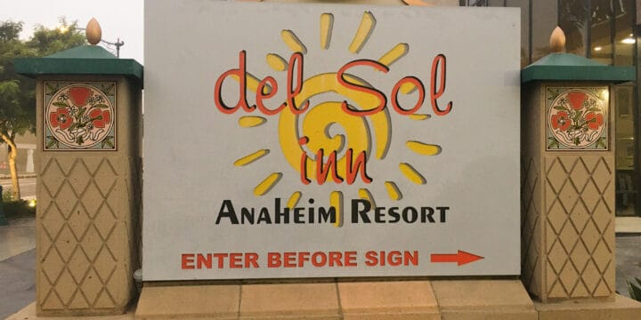 Del Sol Inn on Harbor Blvd