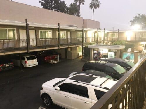 Del Sol hotel Anaheim
