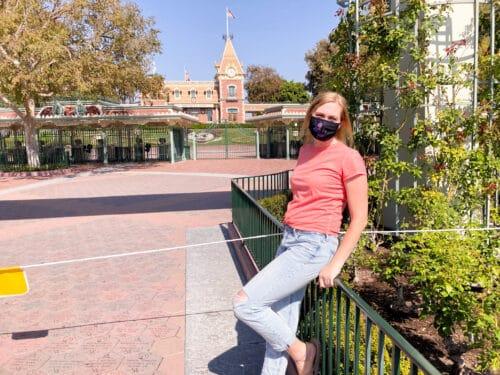 Jessica Disney gates