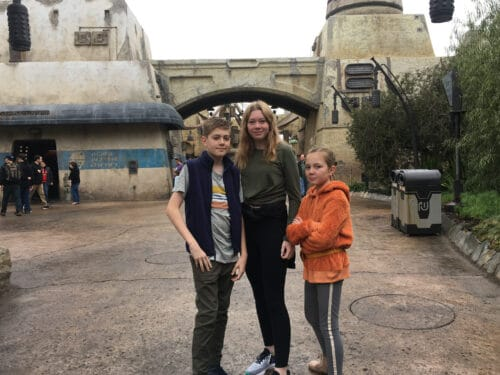 Kids Star Wars Land