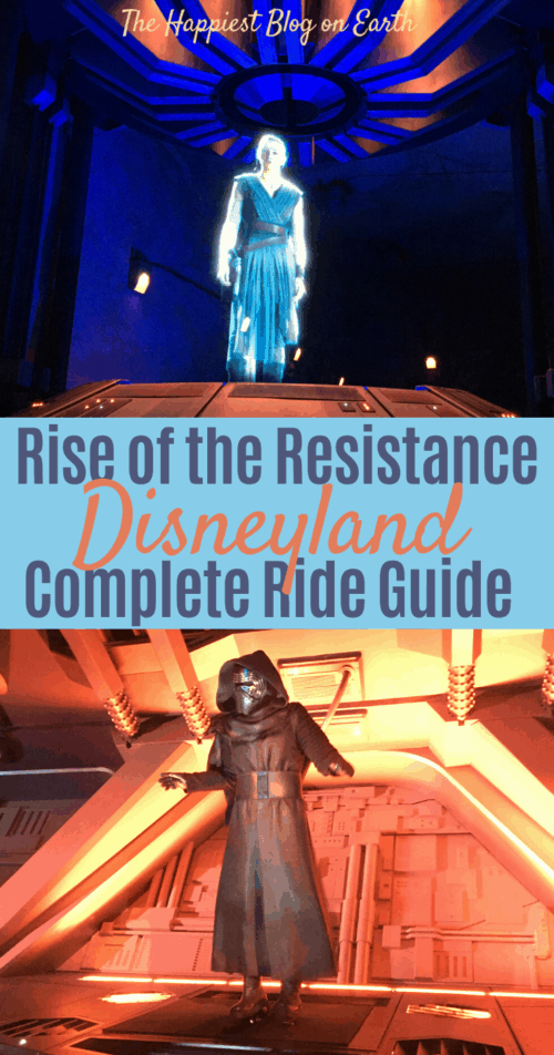 Rise of the Resistance guide