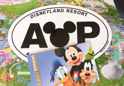 Disneyland Annual Pass Prices
