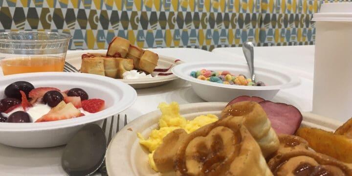 Disneyland Hotels with Free Breakfast