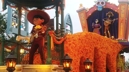 Coco Parade float