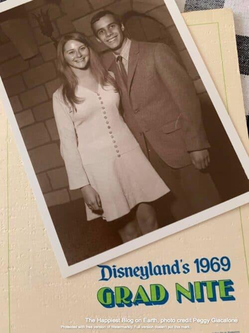 Disneyland Grad Nite vintage